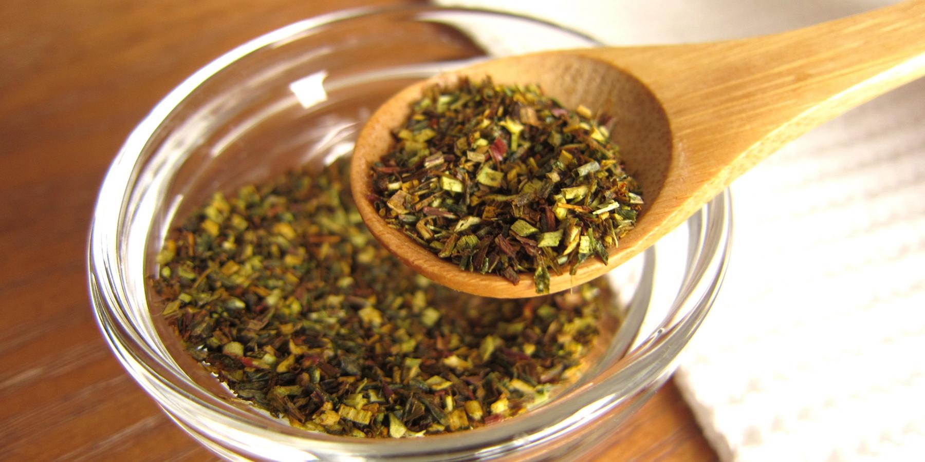 ルイボスティーの茶葉