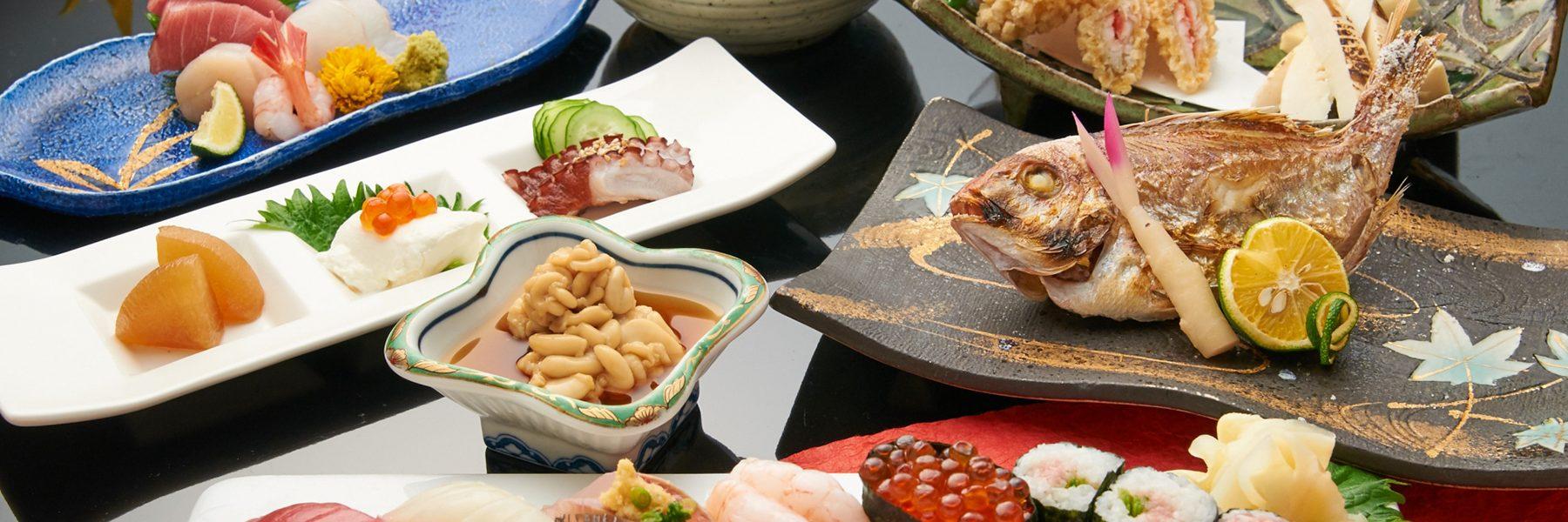 和食のイメージ写真